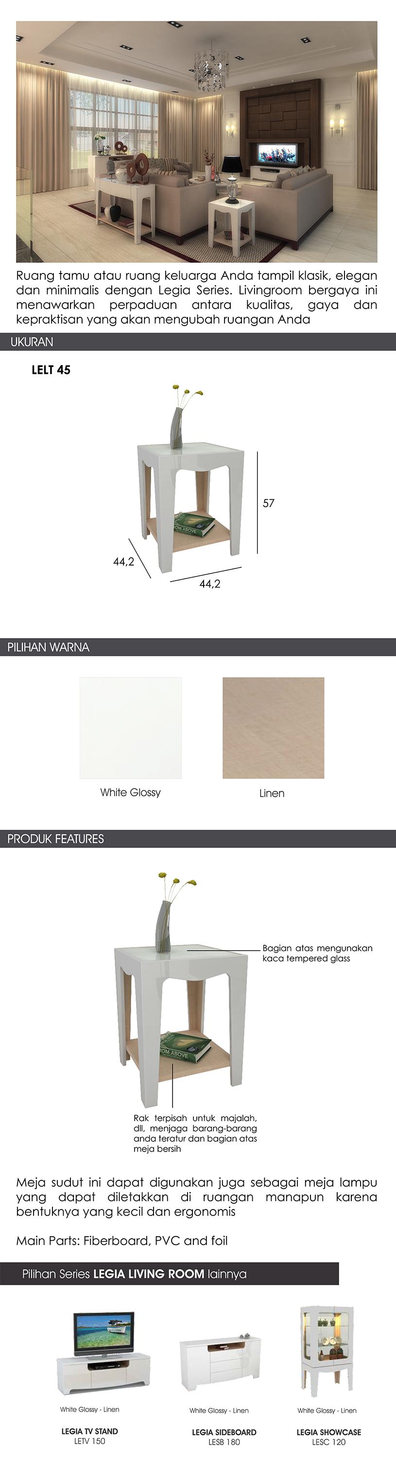 Pro Design Vector Sideboard White Glossy Grey Khusus Jawa Romanov Rak Tv 2 Laci Sanremo Dark Beige Leather Black Legia Meja Sudut Linen Bali