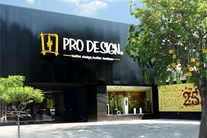 GRAND OPENING PRO DESIGN SHOWROOM