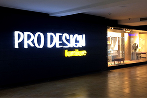 Opening Pro Design Store BG Junction